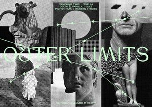 Image of Outer Limits Posters - Fire Records
