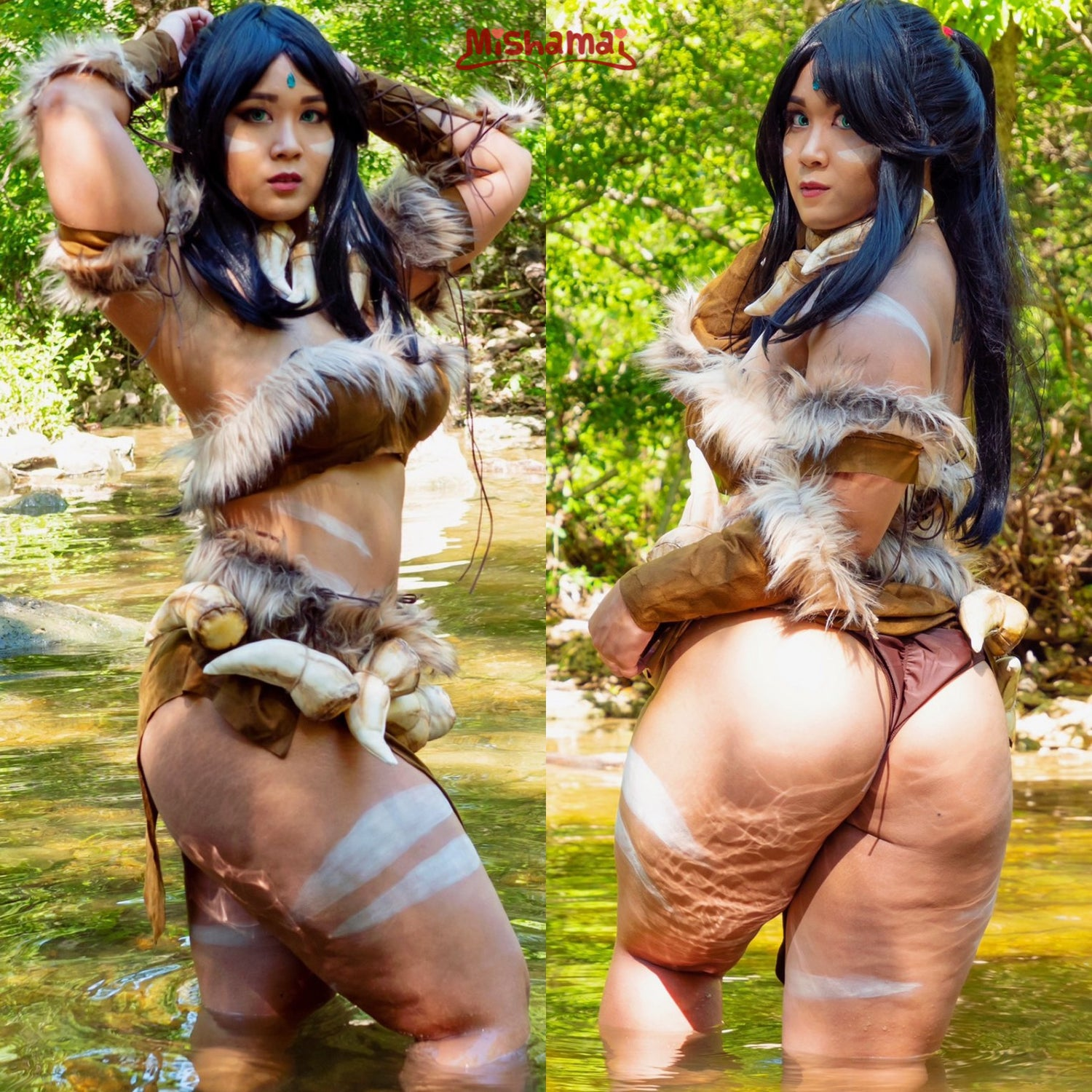 Image of Nidalee (League of Legends) Photoset