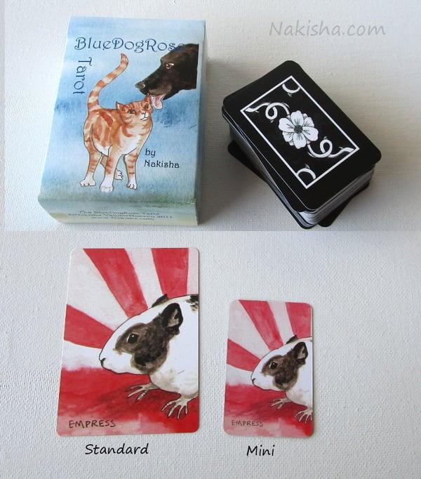 Image of The Bluedogrose Tarot