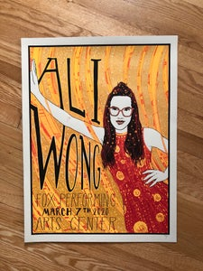 Image of Ali Wong March 7th 2020