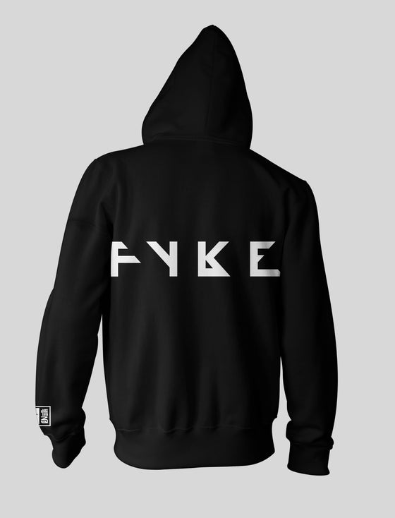 Image of LIMITED EDITION FYKE LOGO PULLOVER HOODIE