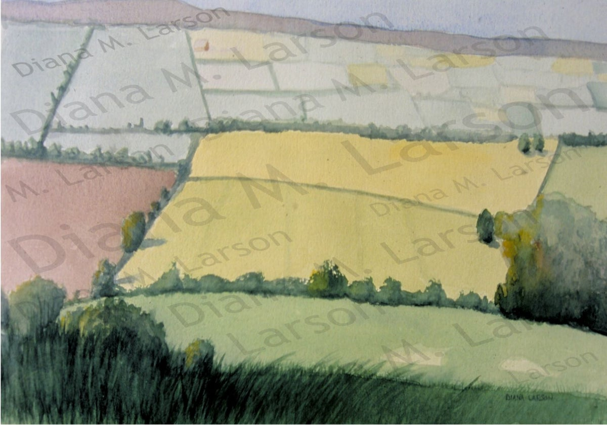 Image of Green Pastures