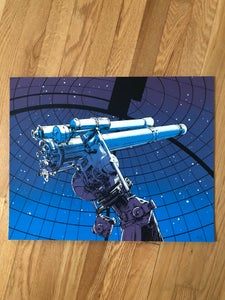 Image of Telescope To The Stars