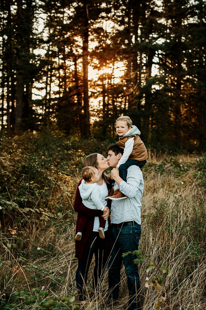 Image of September Family Session 50% Retainer
