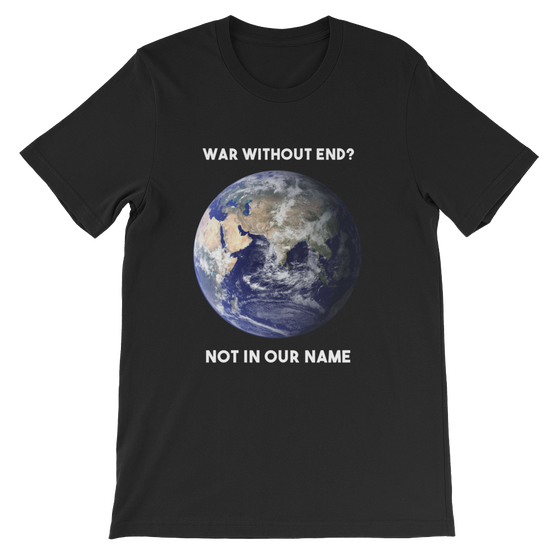 Image of Not in Our Name Shirt