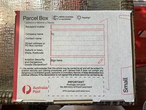 Image of Small Box of mixed lenses