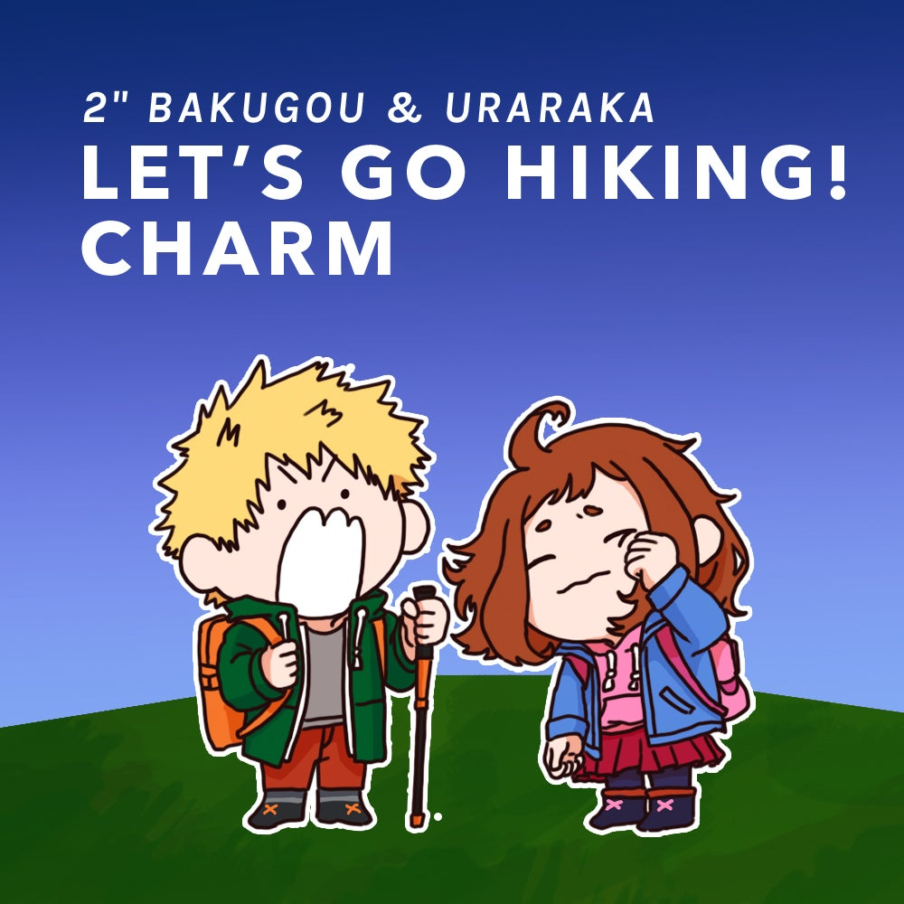 Image of Kacchako Hike Time Charm