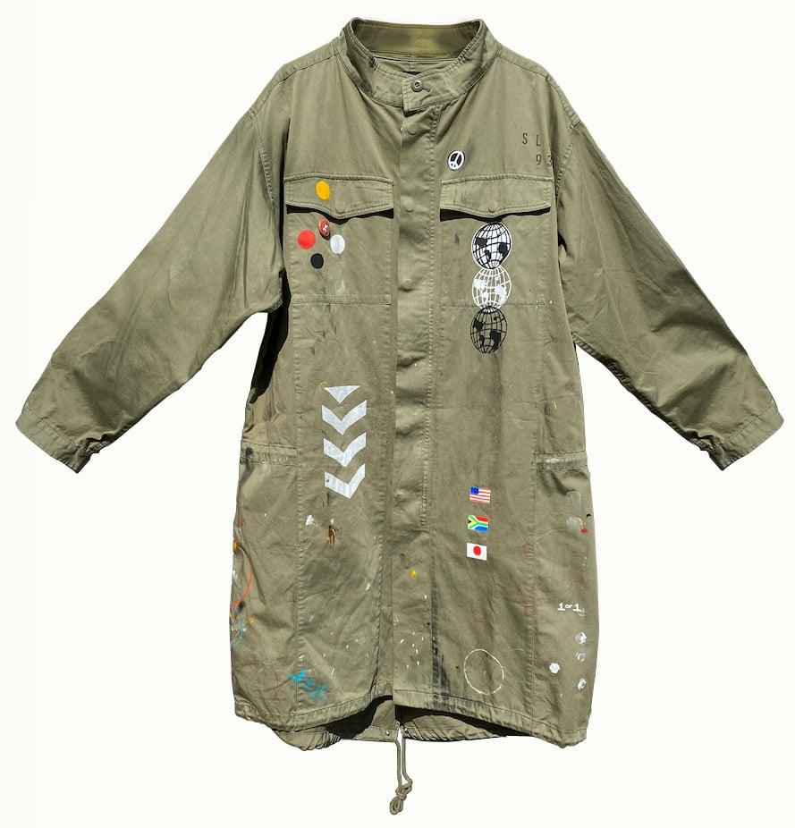 Image of MLK - Social Studies Fishtail Jacket