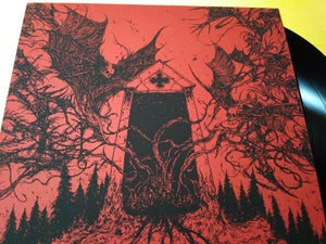 """Image of Necrostrigis """"From Bleak Cavernous Chambers"""" LP /// PA-1021"""