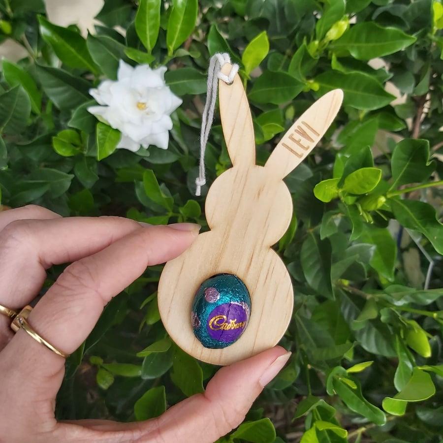 Image of Bunny Egg Tag