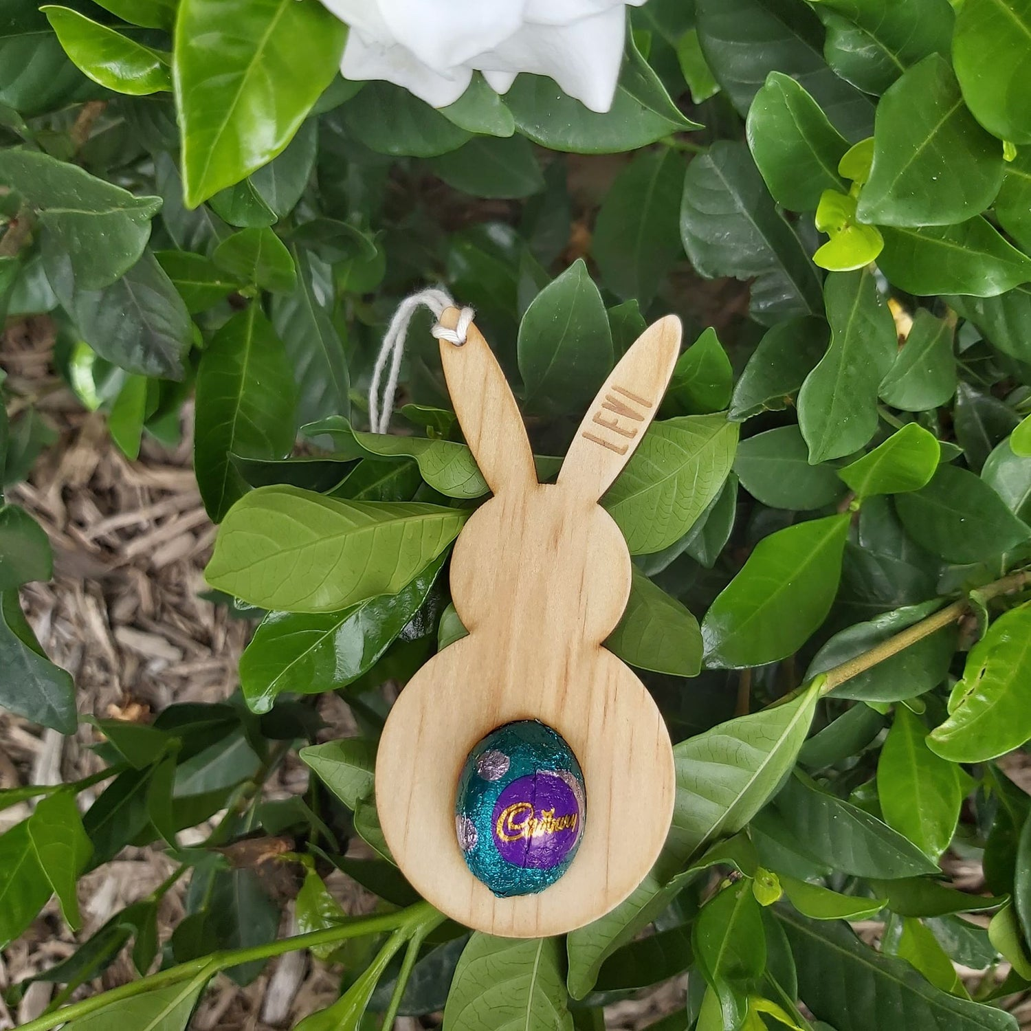 Image of Bunny Egg Tag