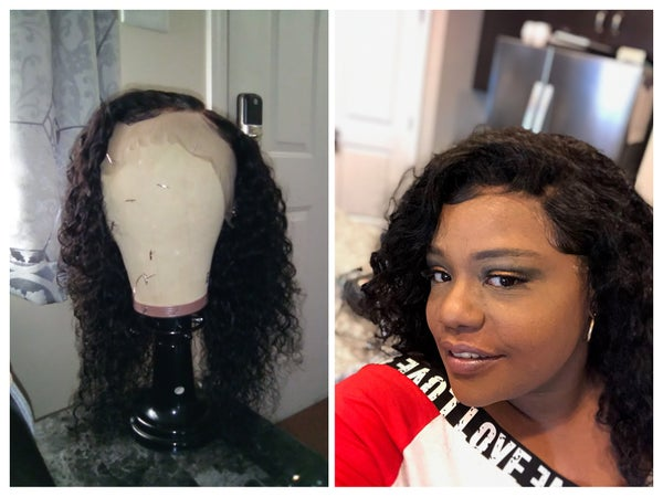 Image of Custom Wig Service
