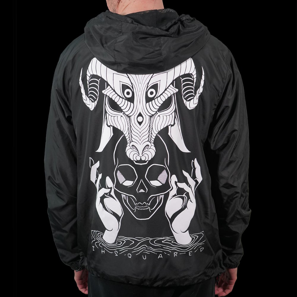 Image of DEVIL WINDBREAKER BLACK