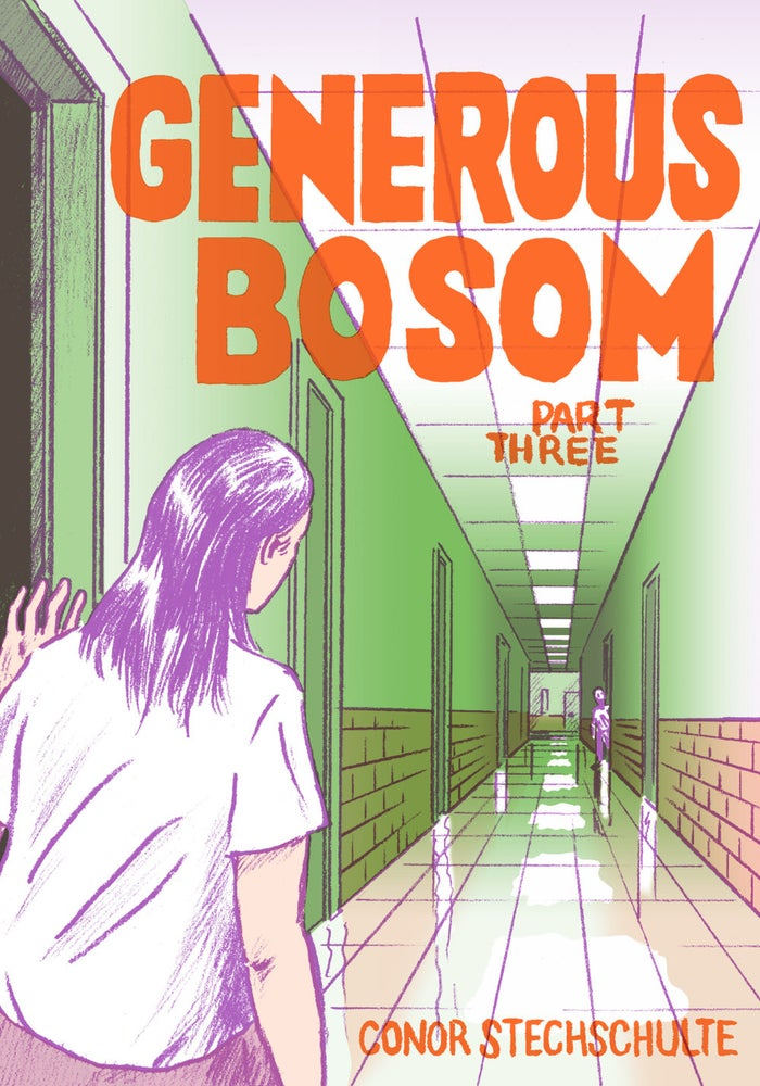 Image of Generous Bosom #3 by Conor Stechschulte