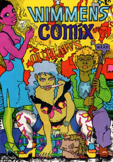 Image of Wimmen's Comix #7