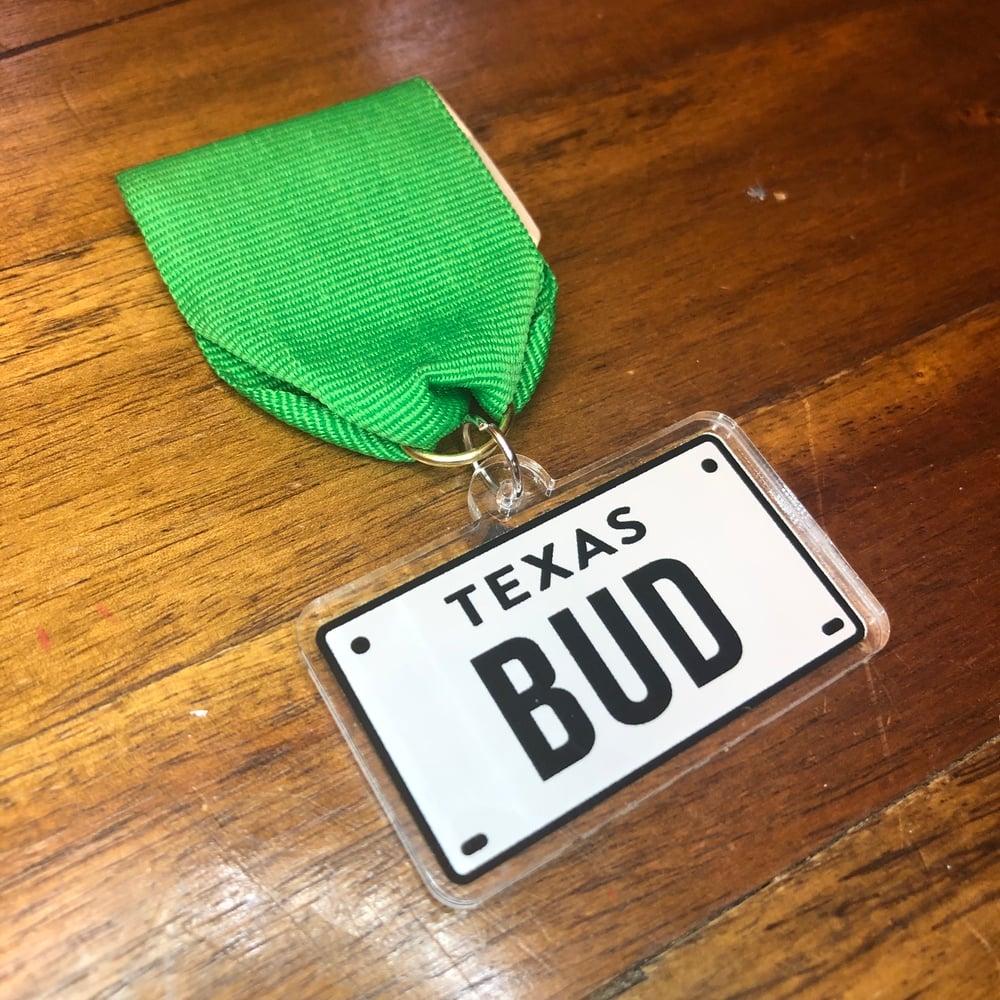 Bud & Sissy Acrylic Medals