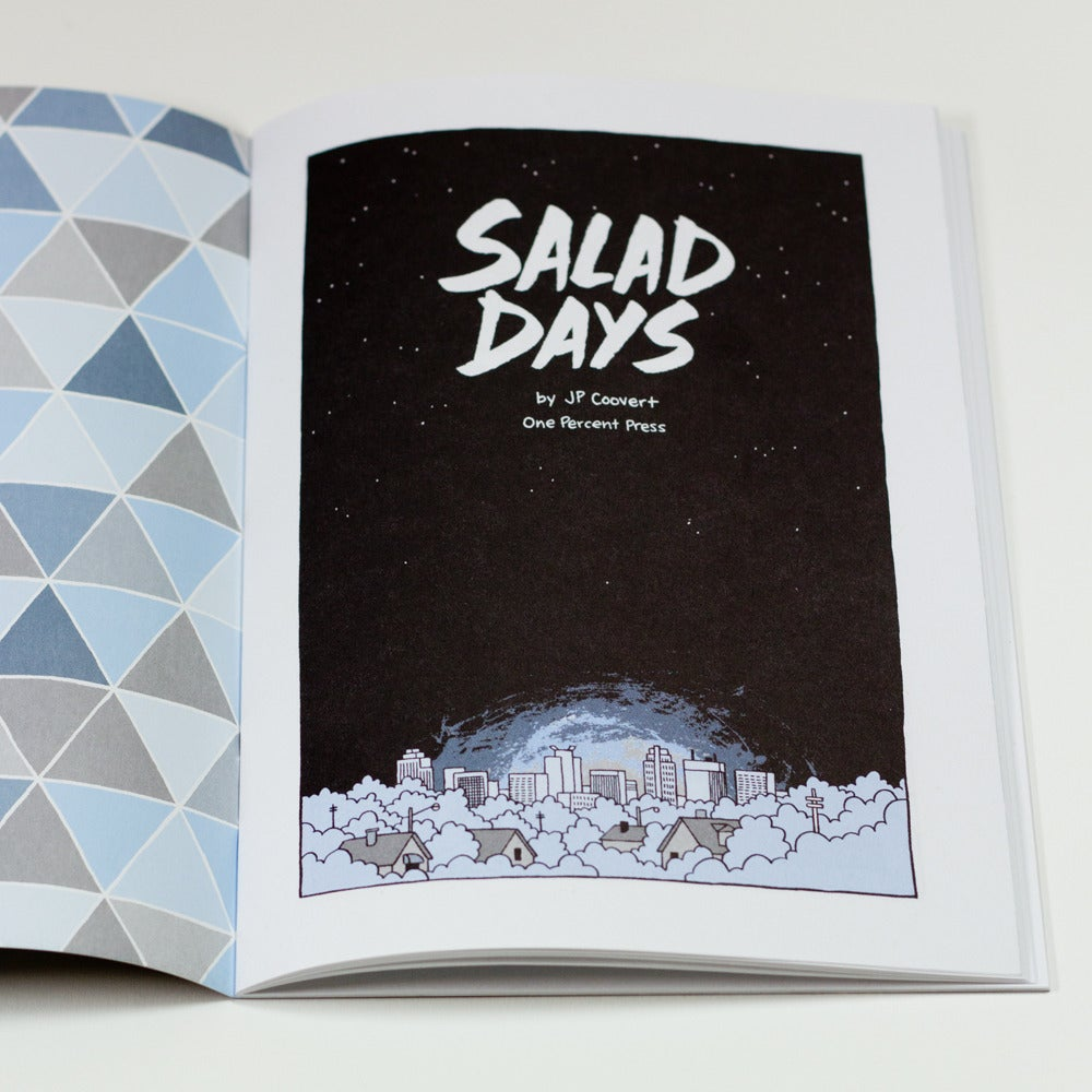 Image of Salad Days by JP Coovert