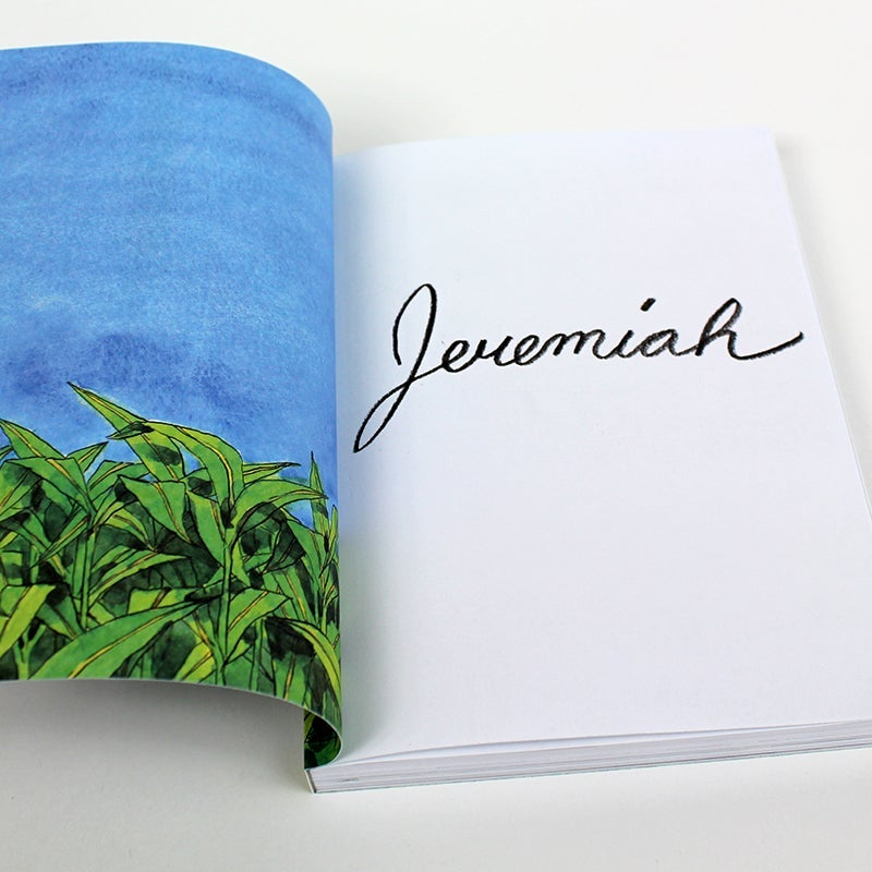 Image of Jeremiah by Cathy G. Johnson