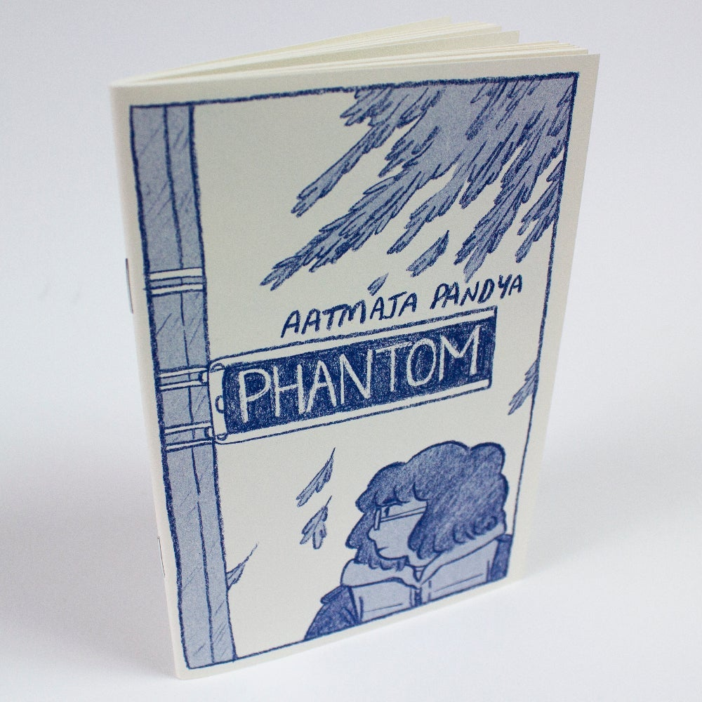 Image of Phantom by Aatmaja Pandya