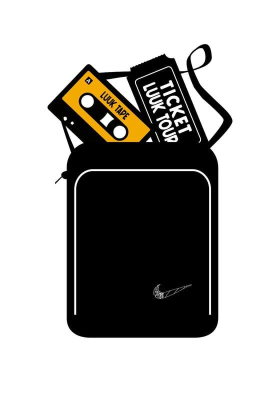 Image of LUUK PUSHER BAG