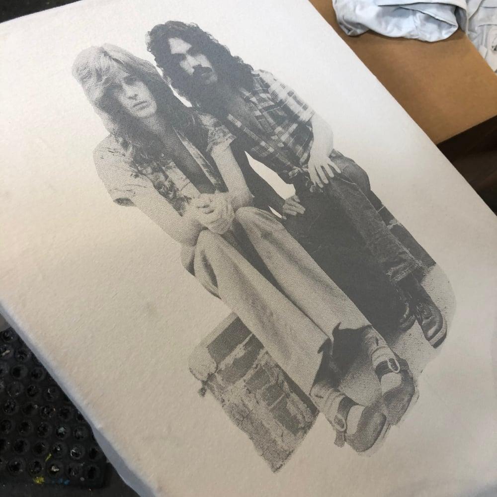 Image of Hall & Oates t-shirt