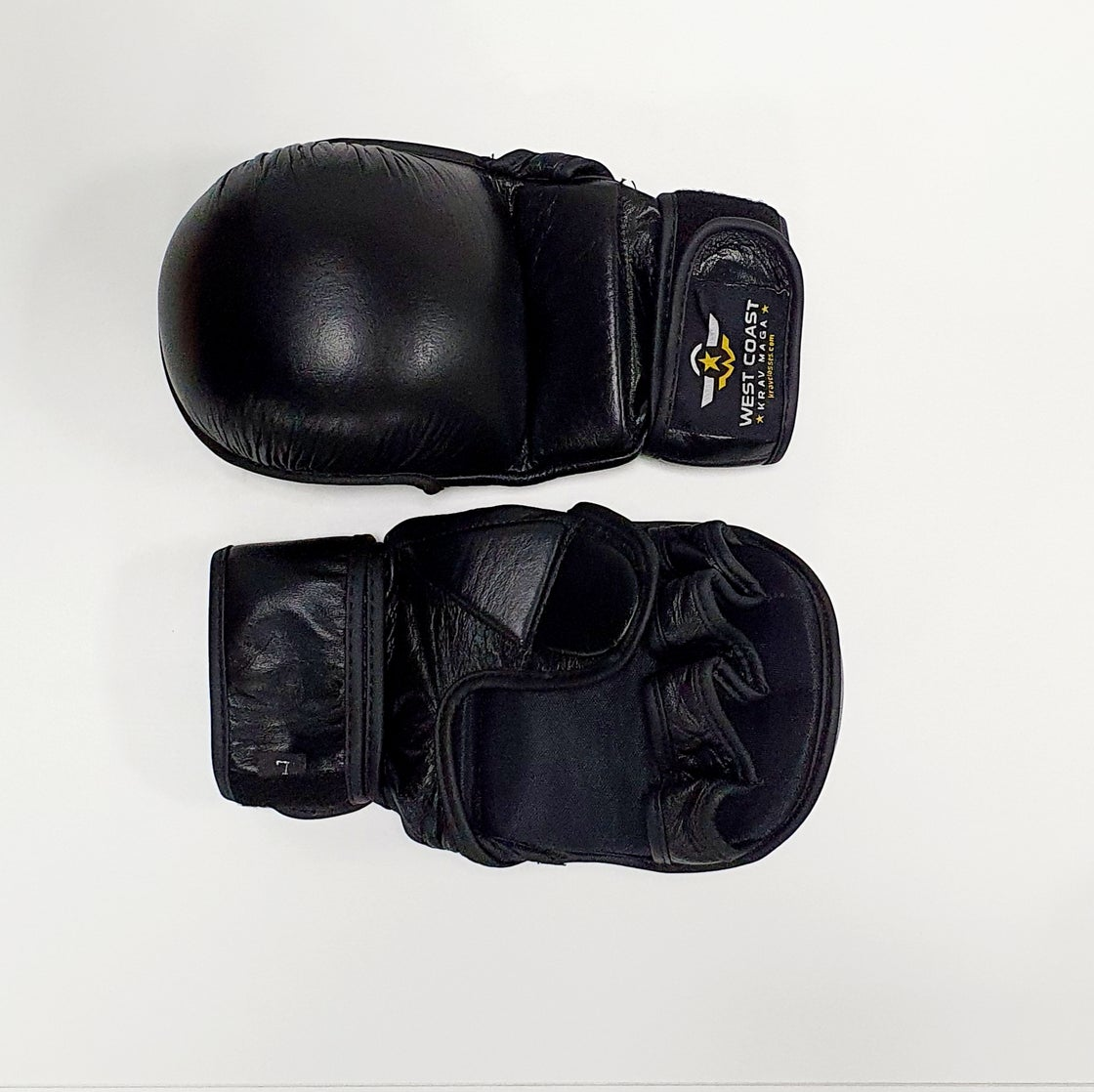 Image of OFFICIAL WEST COAST  GRAPPLING/SPARRING GLOVES