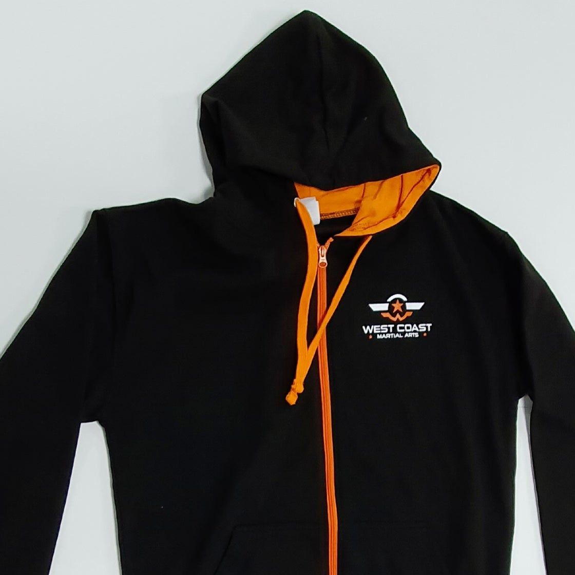 Image of Krav Hoodie with a Zippy - 'collection only'