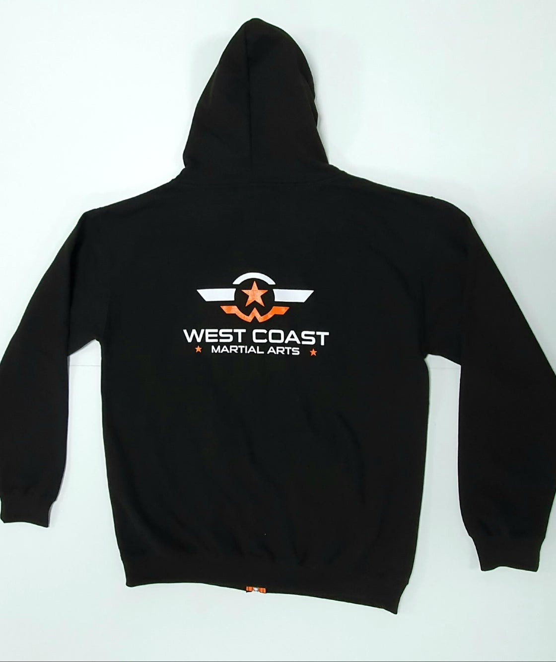 Image of WCMA martial arts Hoodie Adult - Collection Only