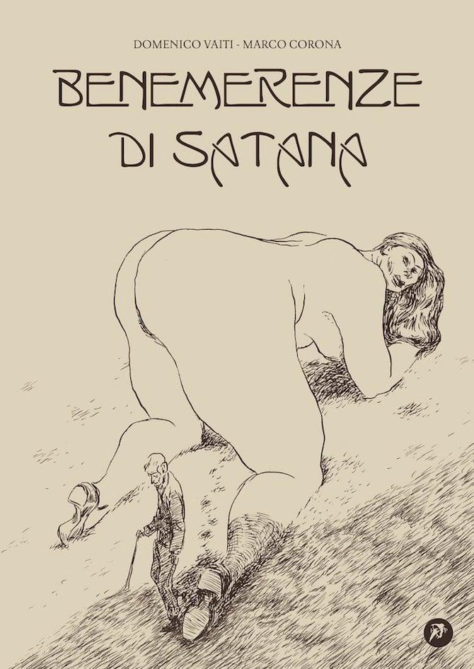 Image of Benemerenze di Satana by Marco Corona