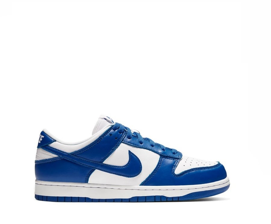 Image of NIKE DUNK LOW SP KENTUCKY 2020 CU1726-100