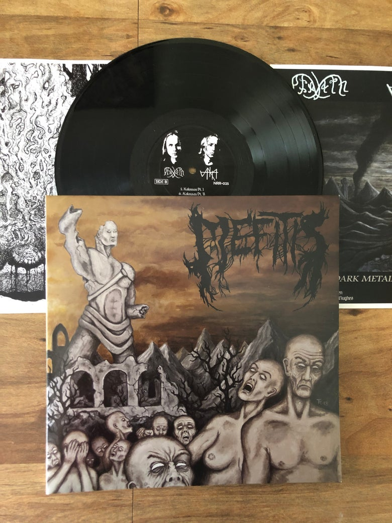 Image of Mefitis - Emberdawn LP