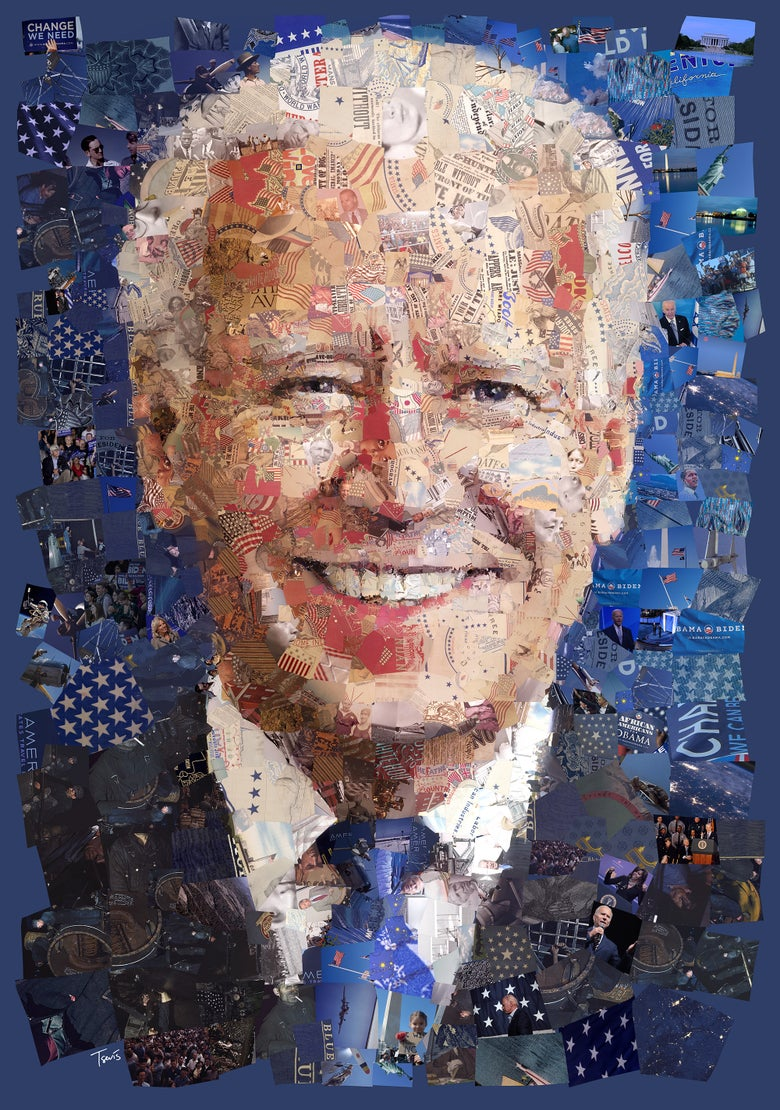 Image of Joe Biden 2020: An American Portrait