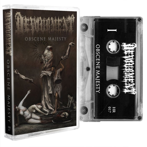 Image of Devourment - Obscene Majesty Cassette