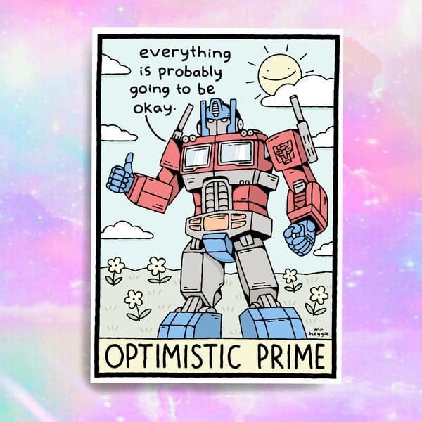 Image of The optimistic prime