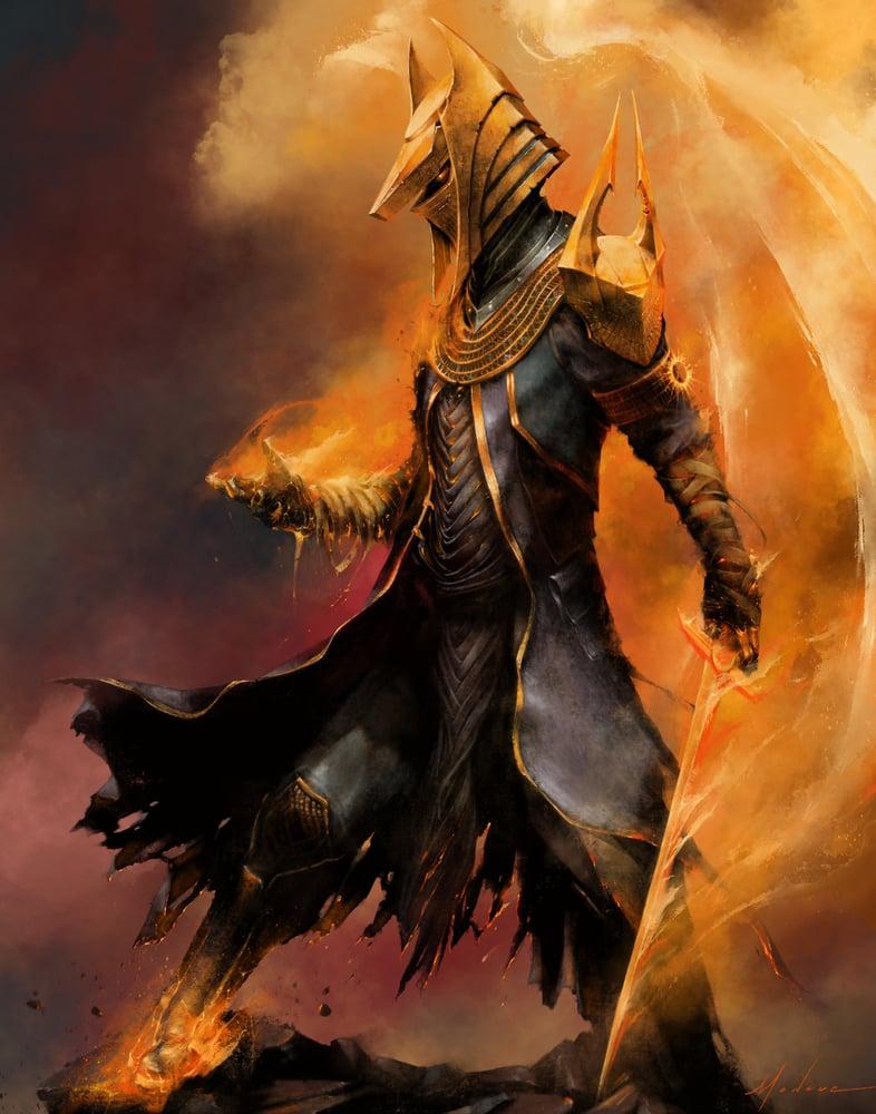Image of Osirian Dawnblade