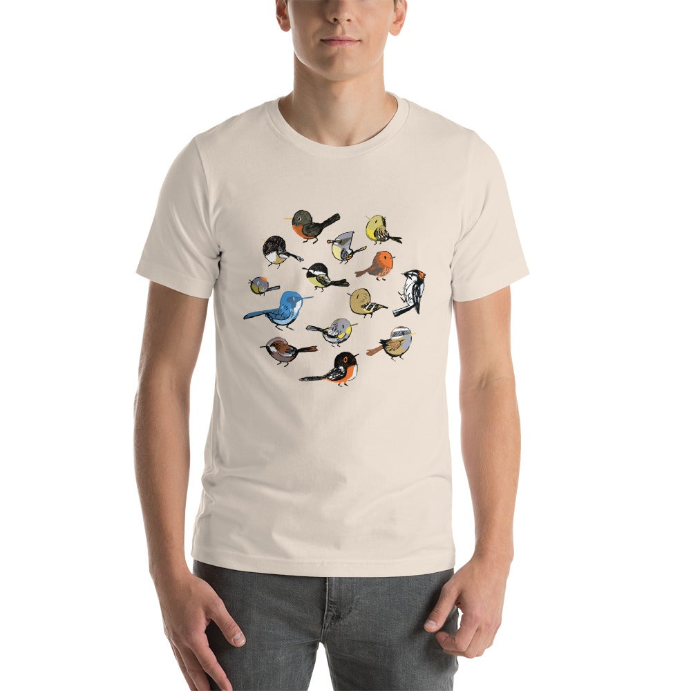 Image of Backyard Birds Shirt