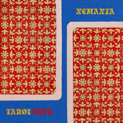 Image of nemanja-Tarot Funk LP,  Ammonite Records AR013
