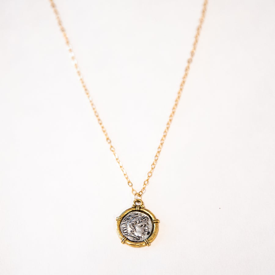 Image of The Cesar Charm Necklace