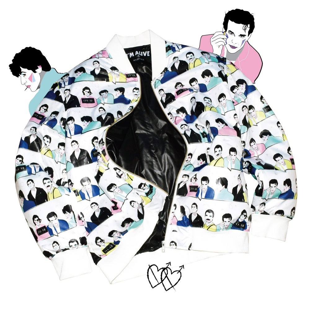 Image of Twisted Brothers Set N°1 - Bomber Jacket