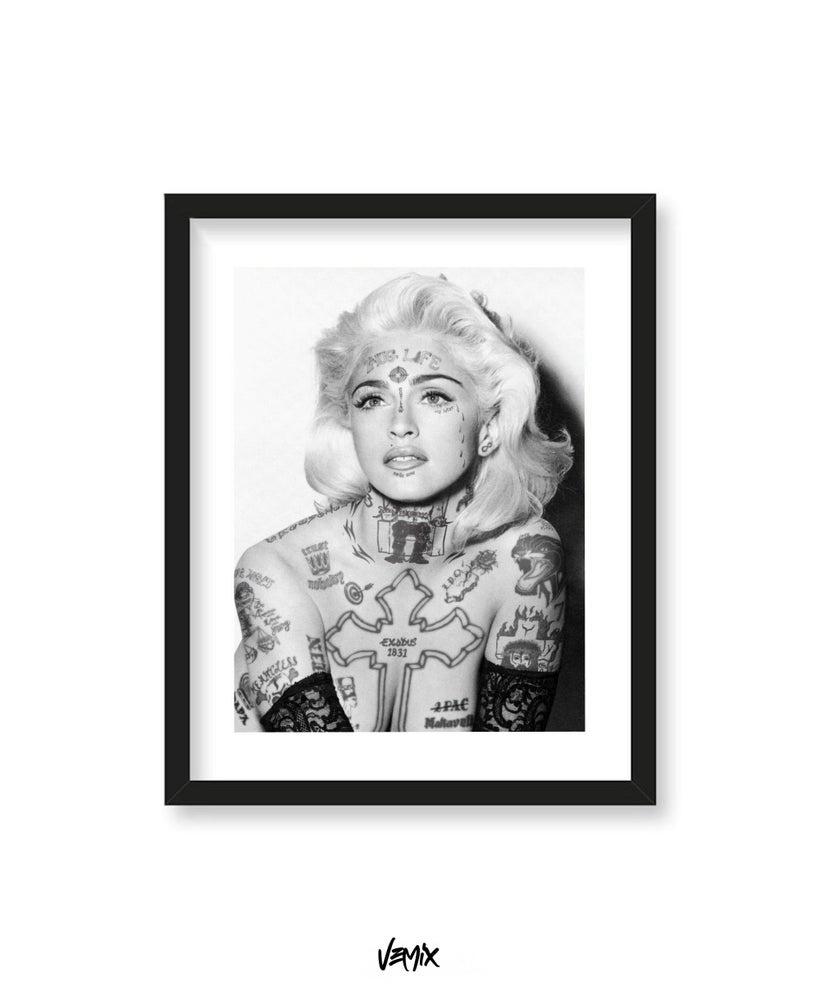 Image of Dear Madonna - Print