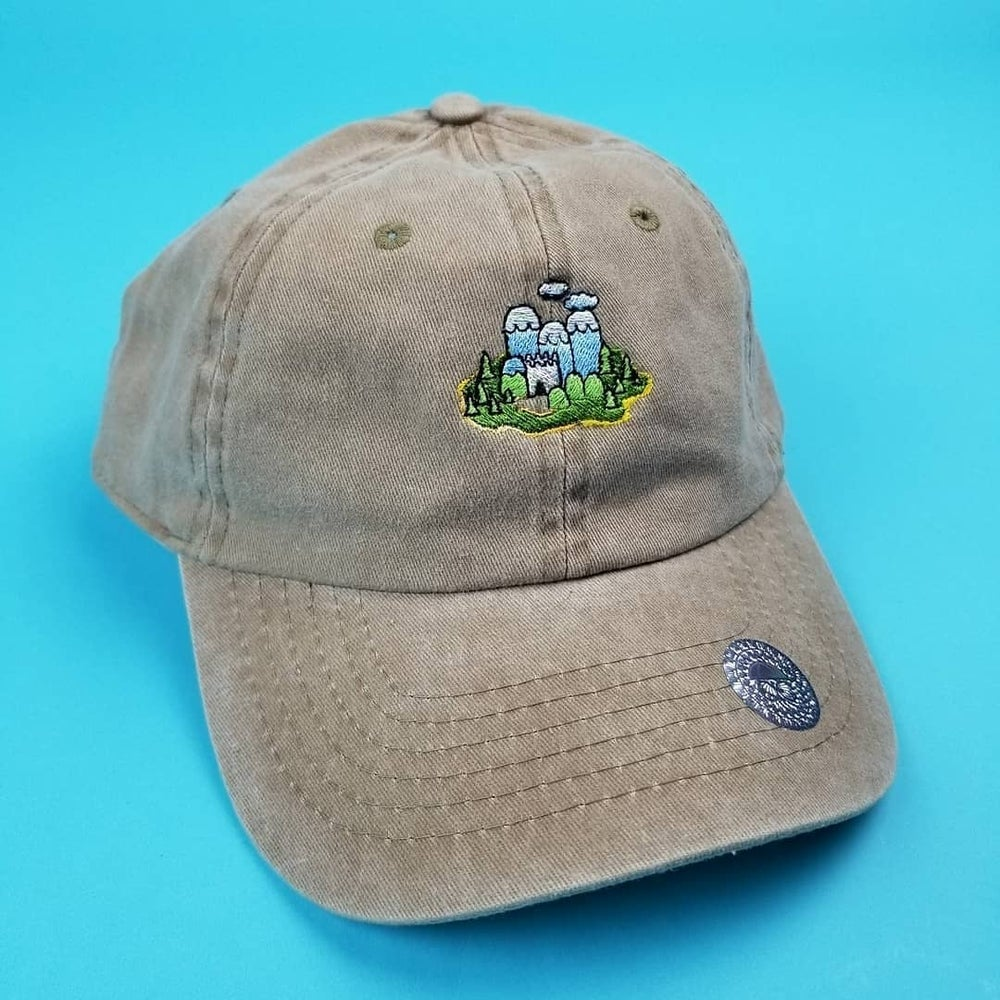 Image of Admission Hat - Oasis