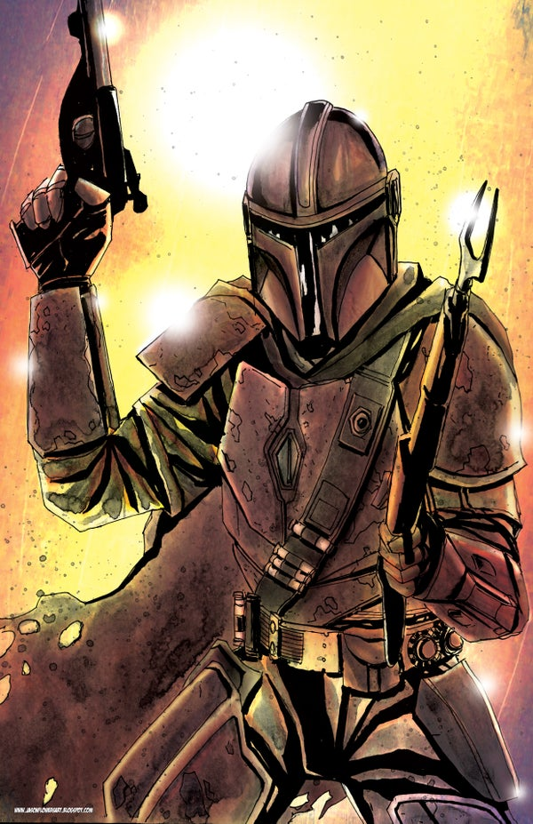 Image of THE MANDALORIAN