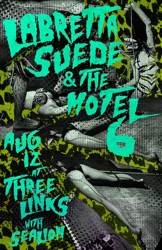 Labretta Suede & The Motel 6 2018