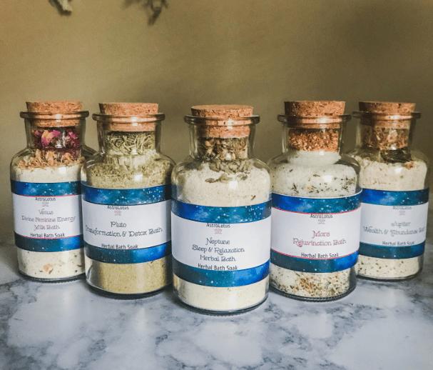 Image of Herbal Bath Soaks