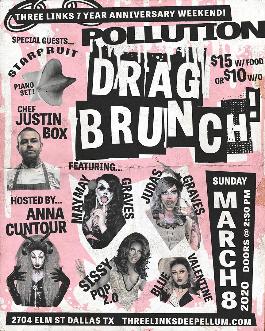 Drag Brunch, Starfruit 2020