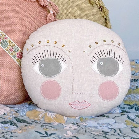 Image of Moon Pillow
