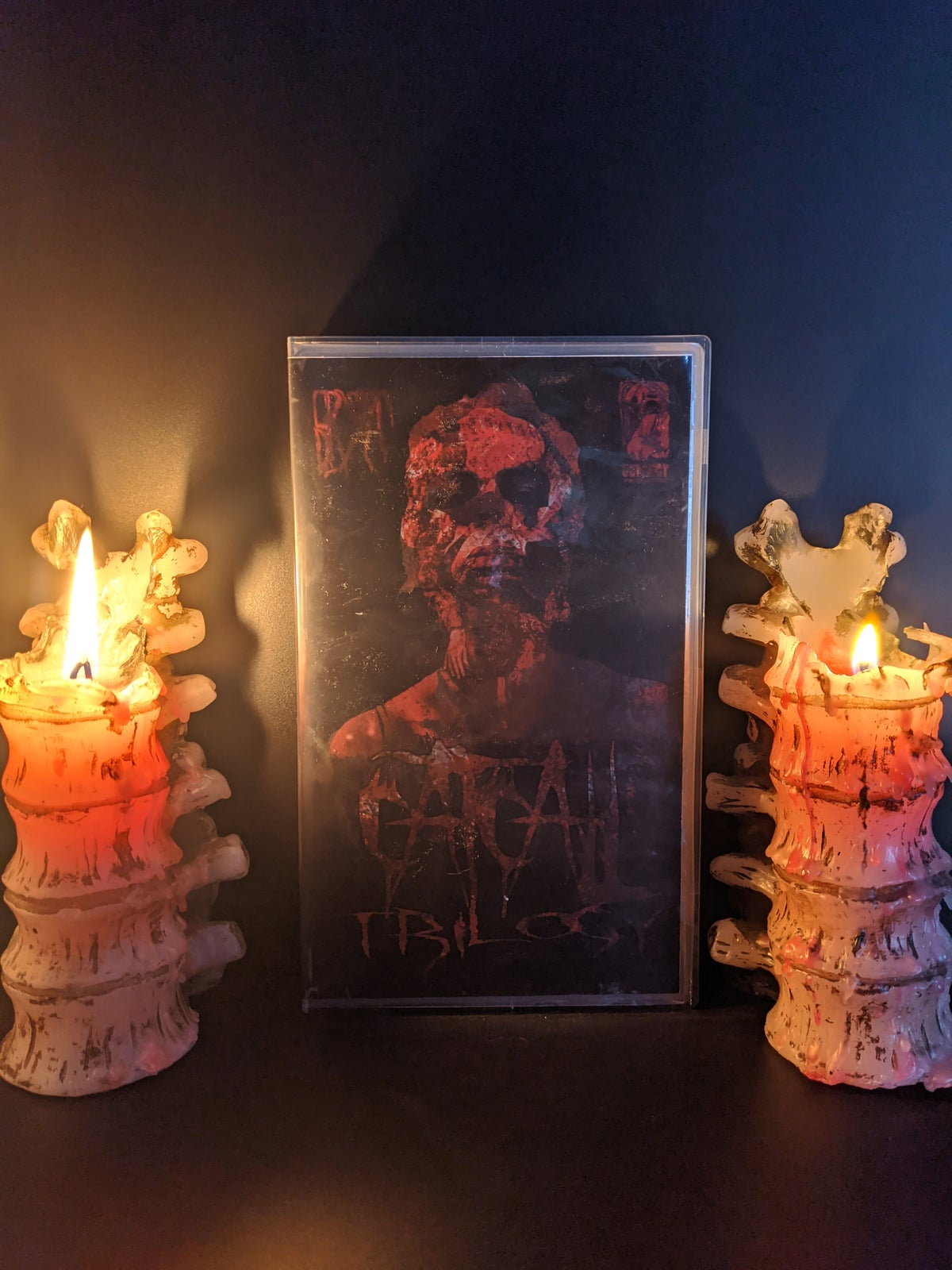 Image of CATCALL TRILOGY VHS - Official Bootleg