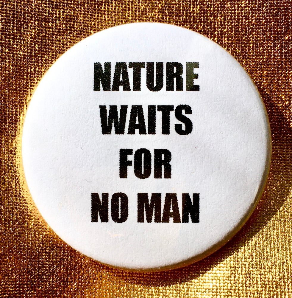 Image of Button #18 (No Man)