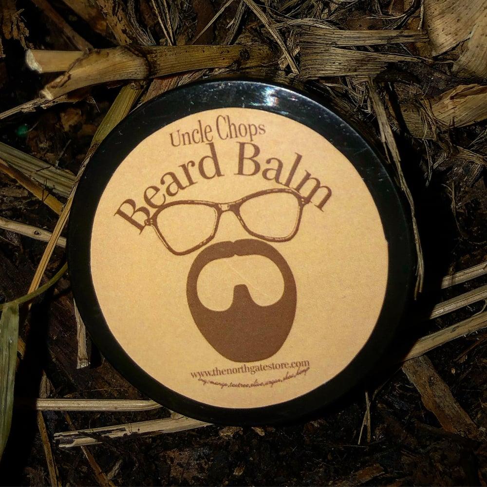 Image of UncleChops Beard Balm