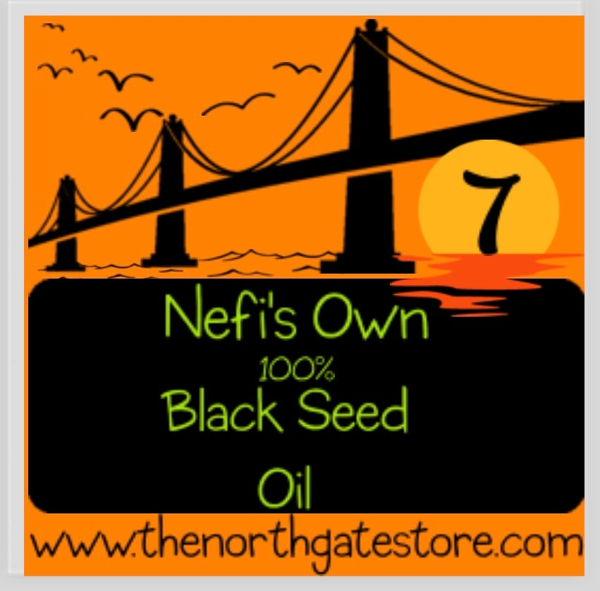 Image of Black Seed Oil